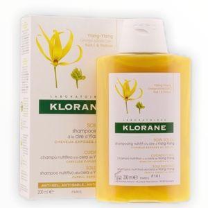 Klorane 🆕 Shampoo for Sun-Exposed Hair